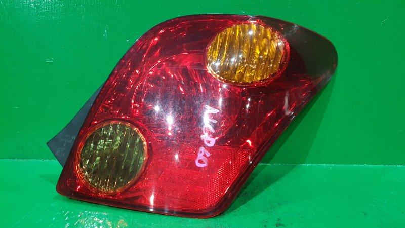 Стоп-сигнал Toyota Ist NCP60 05.2002 задний правый 52-056