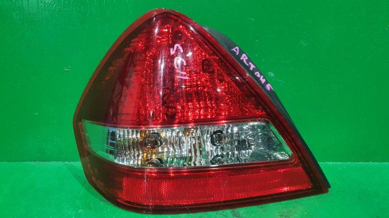 Стоп-сигнал Nissan Tiida Latio SC11 задний левый P4088