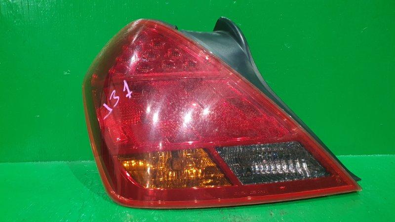Стоп-сигнал Nissan Teana J31 12.2005 задний левый D033