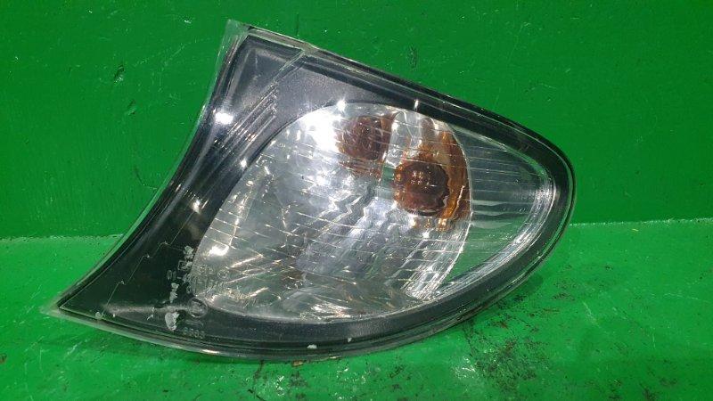 Габарит Bmw 3-Series E46 09.2001 передний левый 01-444-1511L-X:DEPO