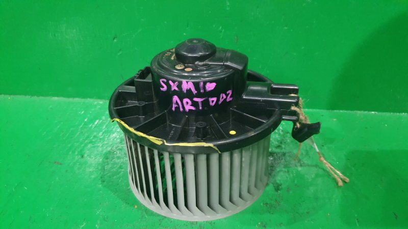 Мотор печки Toyota Gaia SXM10
