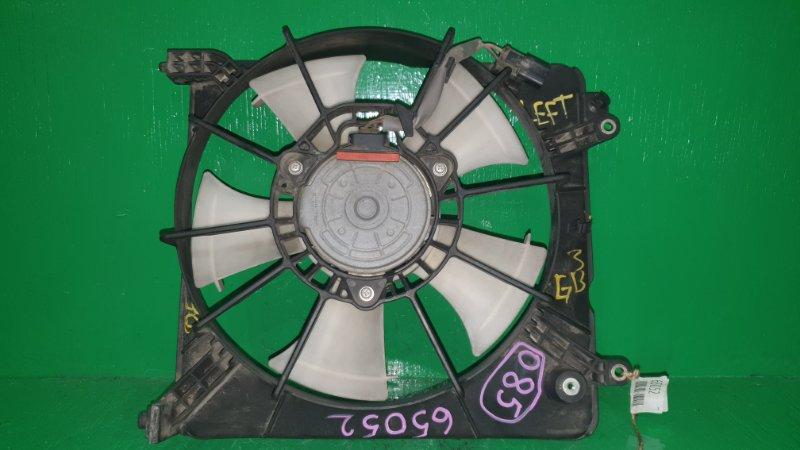 Диффузор радиатора Honda Freed GB3 L15A левый