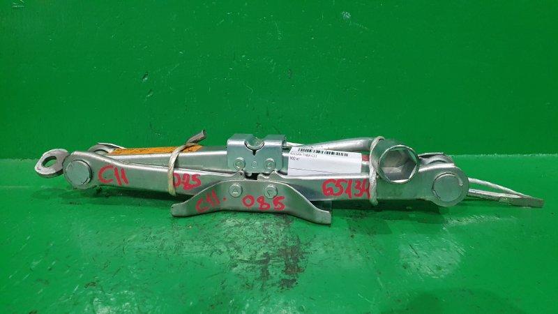 Домкрат Nissan Tiida C11