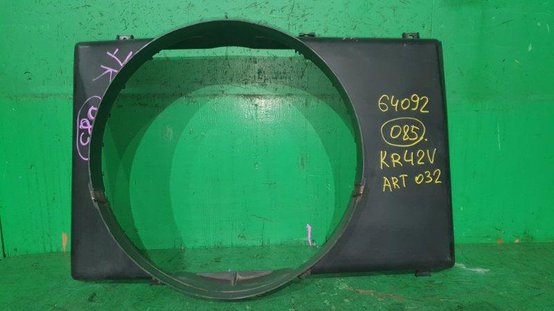Диффузор радиатора Toyota Town Ace KR42 7K-E