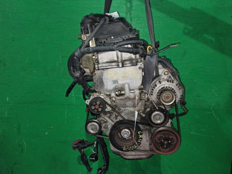 Двигатель Nissan March AK12 CR12DE 190037