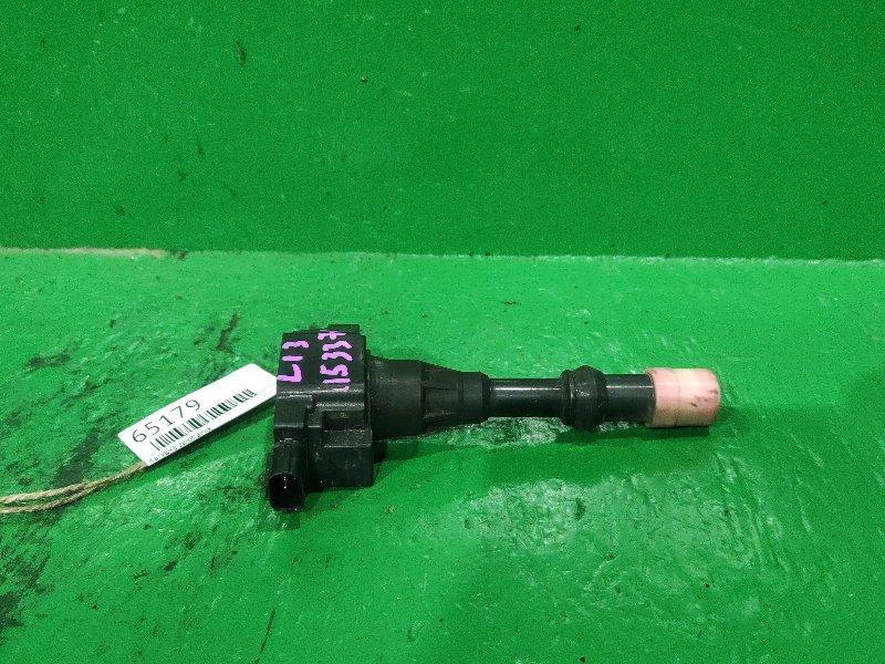 Катушка зажигания Honda Fit GD1 L13A передняя СM11-109
