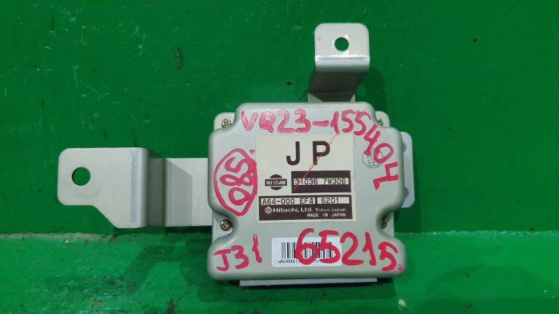 Блок управления автоматом Nissan Teana J31 VQ23DE 31036-7W30B