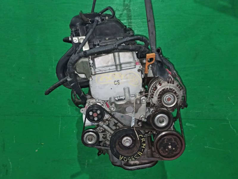 Двигатель Nissan Cube BZ11 CR14DE 113550A