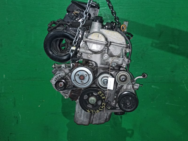 Двигатель Toyota Vitz SCP90 2SZ-FE 2439427