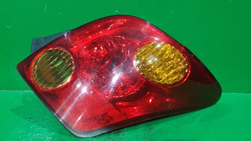 Стоп-сигнал Toyota Ist NCP60 задний правый 52-056