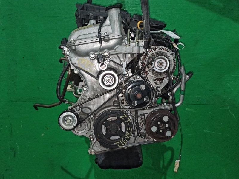 Двигатель Mazda Demio DE3FS ZJ-VE 588912
