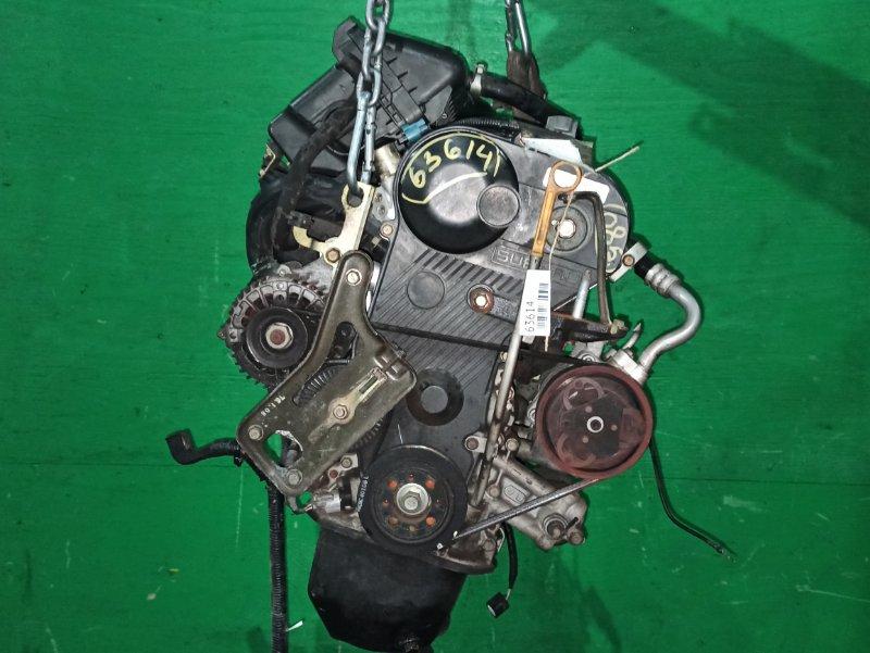 Двигатель Subaru R2 RC1 EN07D 827061