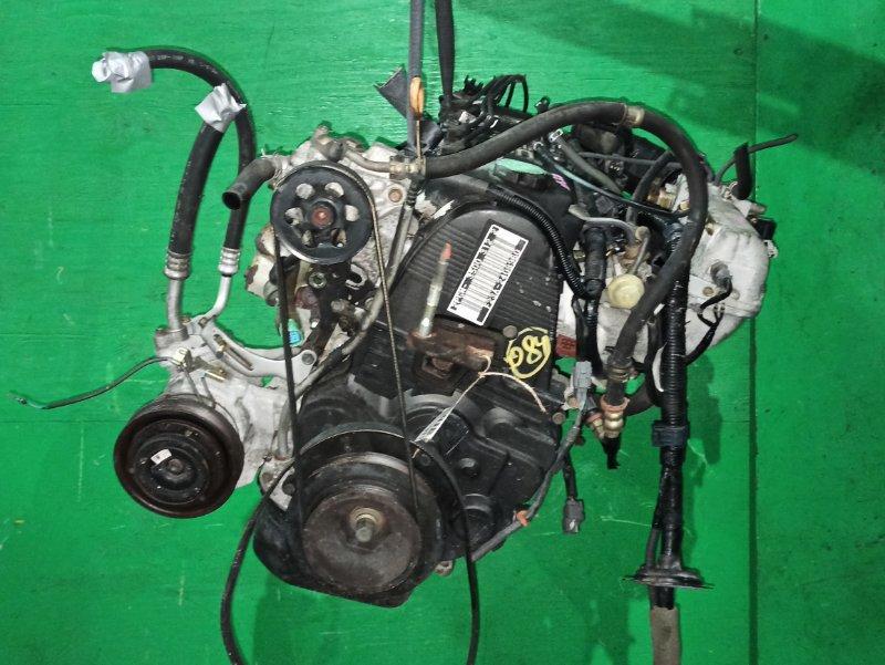 Двигатель Honda Odyssey RA6 F23A 2408960