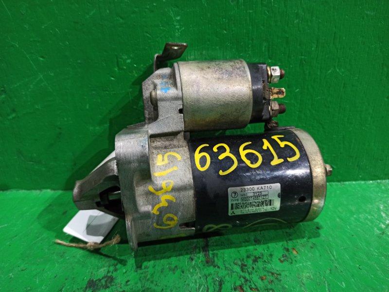 Стартер Subaru R2 RC1 EN07D 23300-KA710