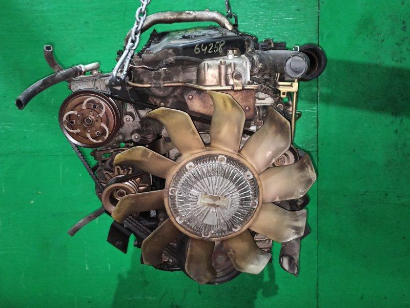 Двигатель Isuzu Elf NPR81 4HL1 044374