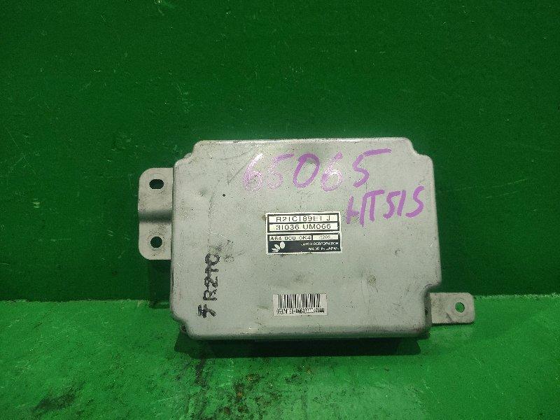 Блок управления автоматом Suzuki Swift HT51S M13A 31036-UM066