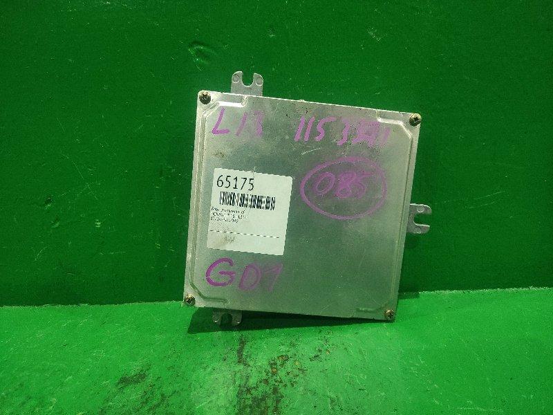 Блок управления efi Honda Fit GD1 L13A 37820-PWA-903