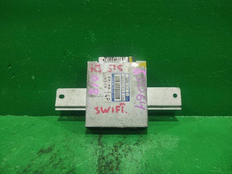 Блок управления автоматом Suzuki Swift HT51S M13A 38880-55J30