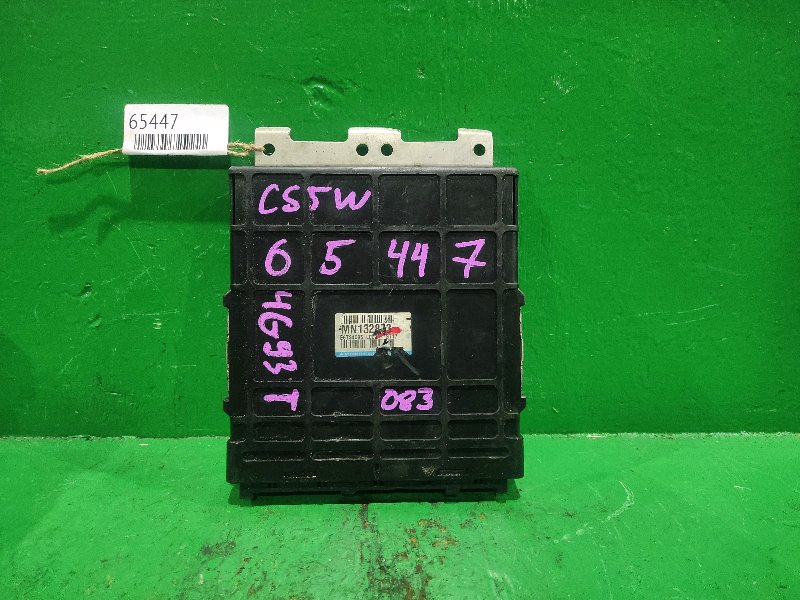 Блок управления efi Mitsubishi Lancer Cedia CS5W 4G93T MN132873