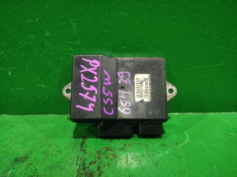 Блок управления форсунками Mitsubishi Lancer Cedia CS5W 4G93T MR578021