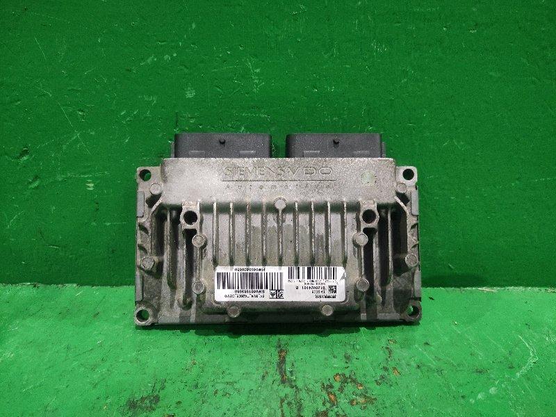 Блок управления автоматом Peugeot 307 RFJ