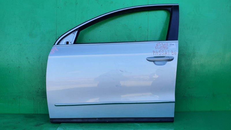Дверь Volkswagen Passat B6 передняя левая