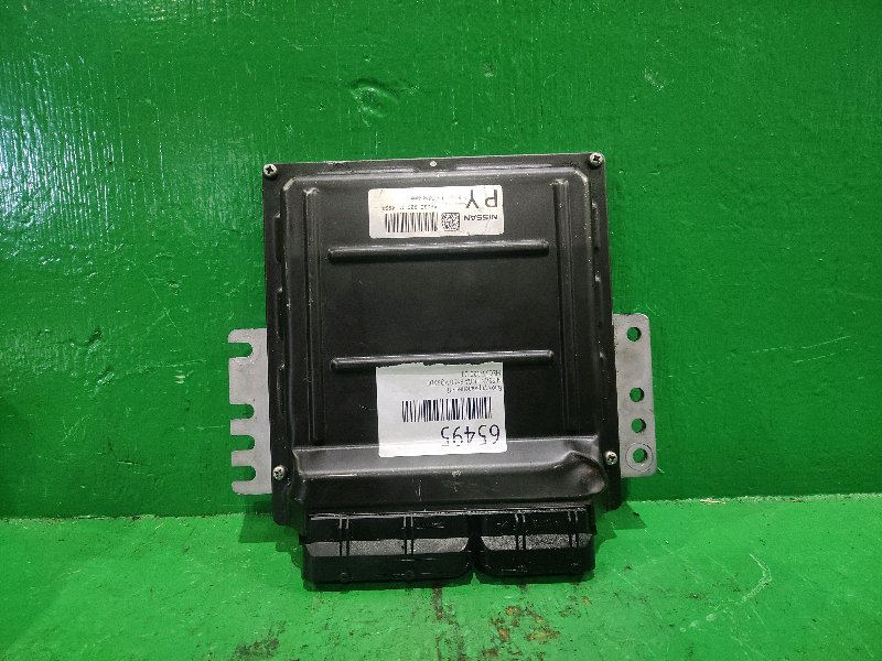 Блок управления efi Nissan Fuga PY50 VQ35DE MEC35-920 D1