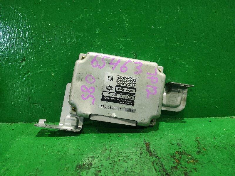 Блок управления автоматом Nissan Primera TP12 QR20DE 31036-AU002