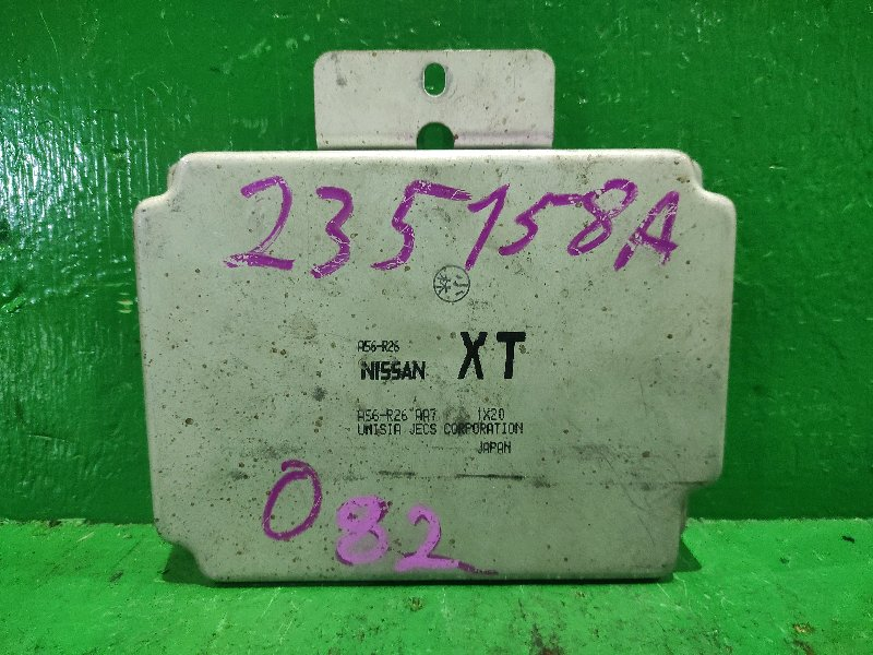 Блок управления efi Nissan Ad VFY11 QG15DE A56-R26 AA7