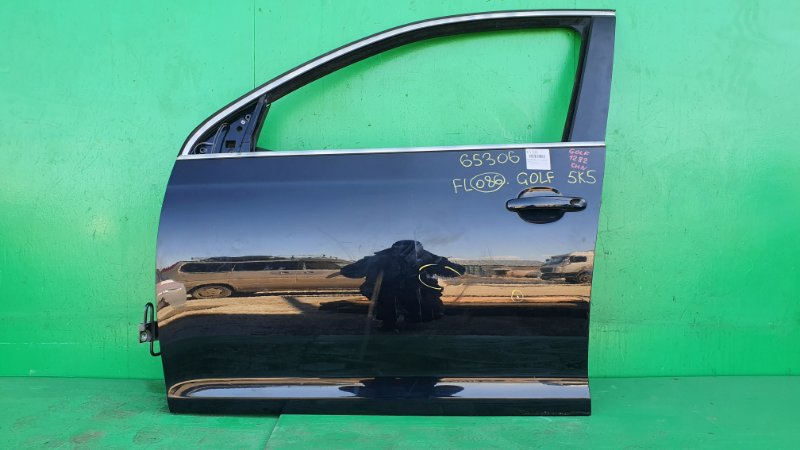 Дверь Volkswagen Golf 5K5 10.2008 передняя левая
