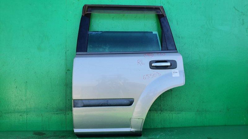 Дверь Nissan X-Trail T30 задняя левая