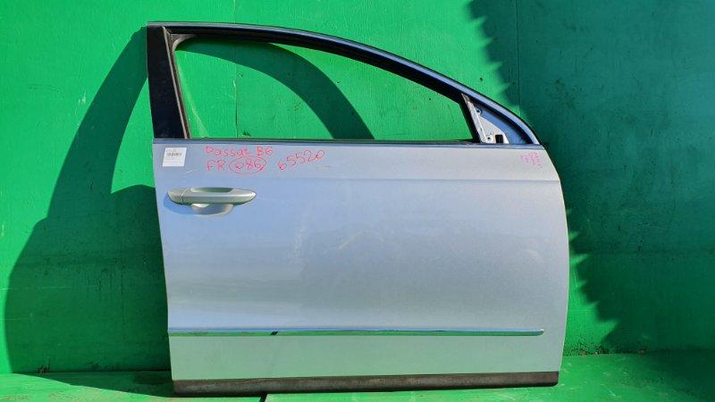 Дверь Volkswagen Passat B6 передняя правая