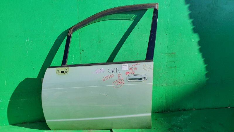 Дверь Toyota Corolla Spacio AE111 передняя левая