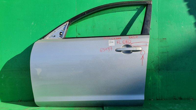 Дверь Mazda Axela BK5P. BKEP передняя левая