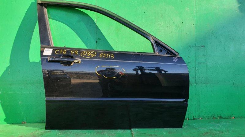Дверь Honda Accord Wagon CF6 передняя правая