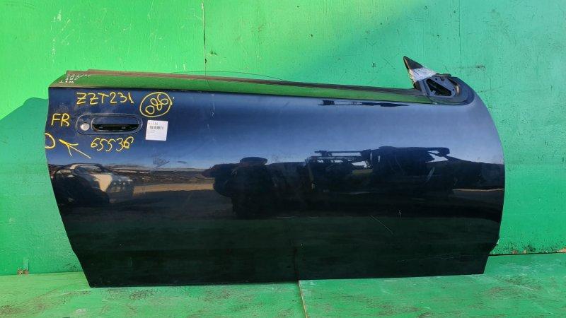 Дверь Toyota Celica ZZT231 передняя правая