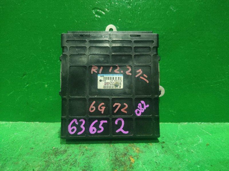 Блок управления efi Mitsubishi Delica PD6W 6G72 MN122400
