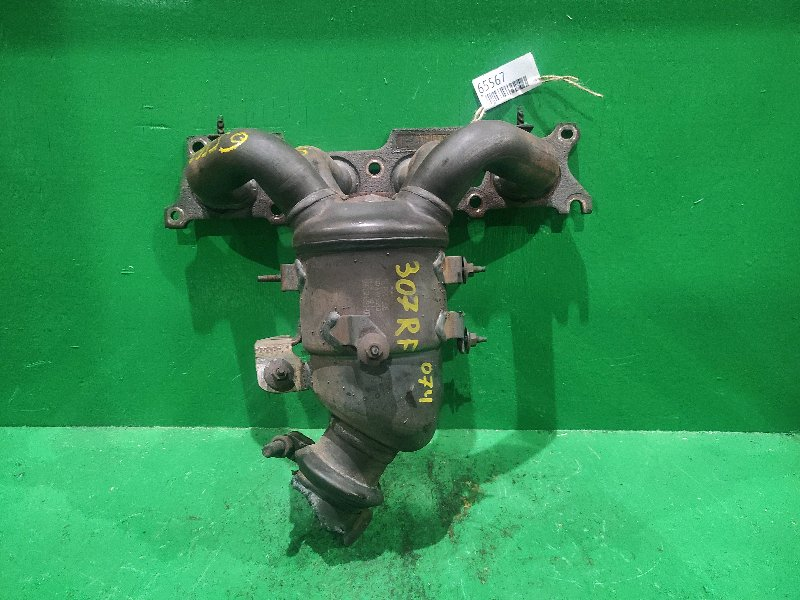 Катализатор Peugeot 307 RFJ