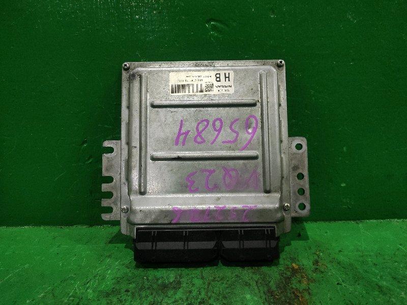Блок управления efi Nissan Teana J31 VQ23DE