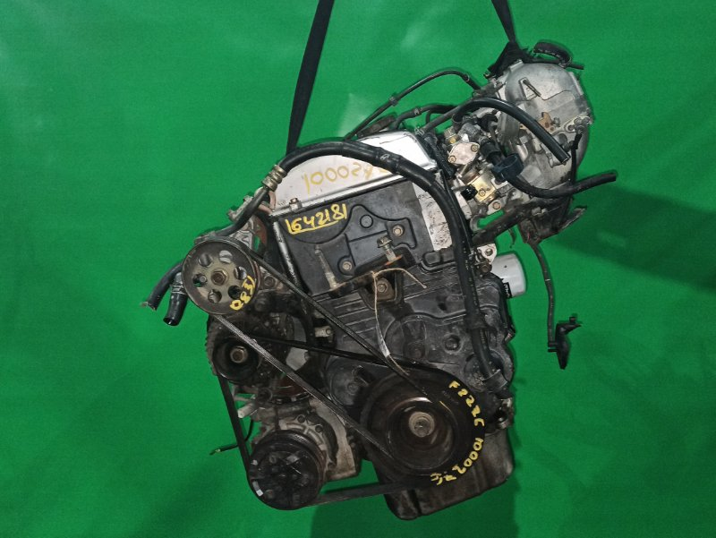 Двигатель Honda Prelude BB6 F22Z6 1000276