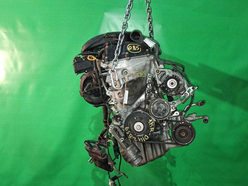 Двигатель Toyota Vitz KSP90 1KR-FE 0142859