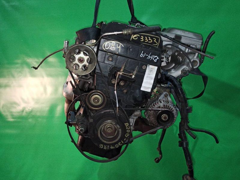 Двигатель Honda Cr-V RD1 B20B8 1007146