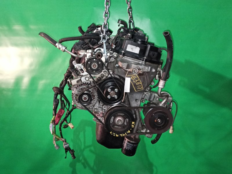 Двигатель Daihatsu Mira L275S KF-VE A142427