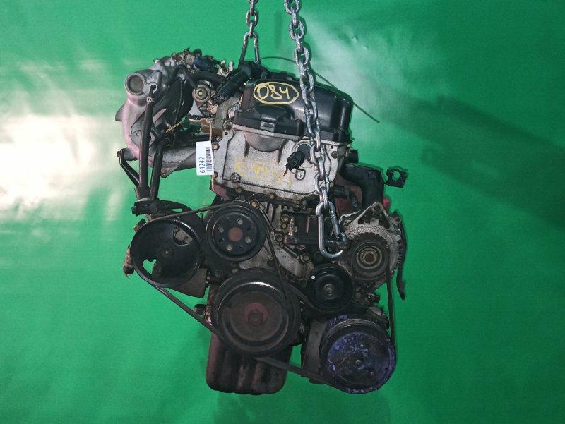 Двигатель Nissan Wingroad WHY11 QG18DE 357902