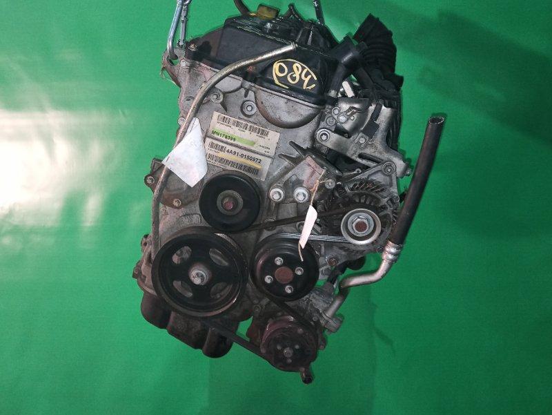 Двигатель Mitsubishi Colt Z23A 4A91 0150972