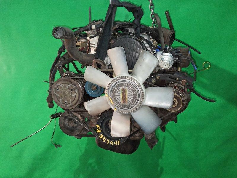 Двигатель Mazda Bongo SE81T F8 595941