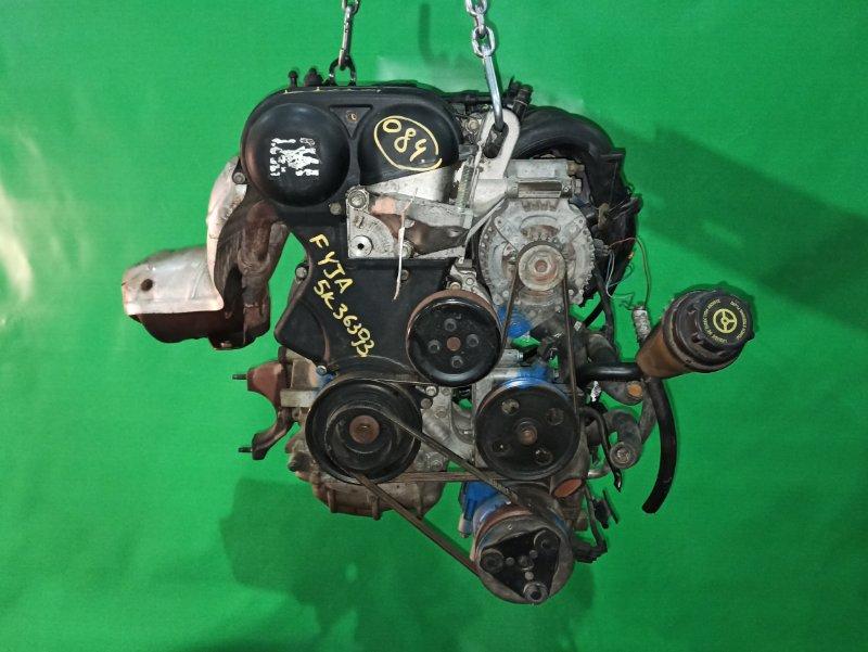 Двигатель Ford Fusion CBK FYJA 5K36393