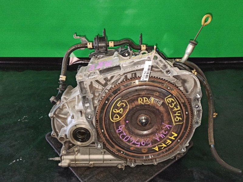 Акпп Honda Odyssey RB1 K24A MFKA