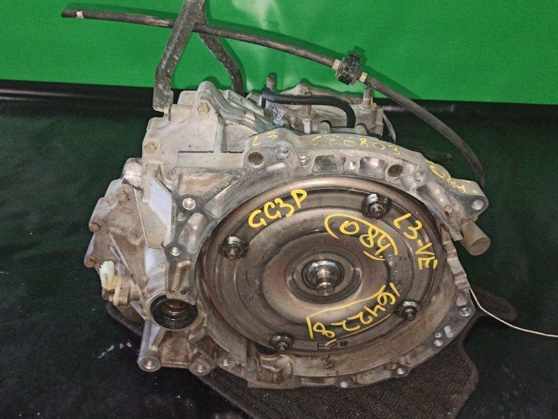 Акпп Mazda Atenza GG3P L3-VE