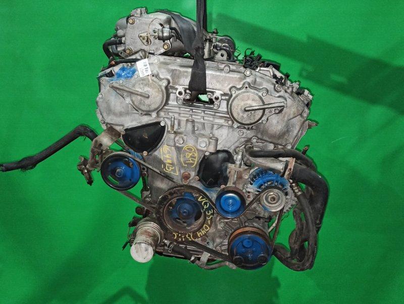 Двигатель Nissan Murano PNZ50 VQ35DE 044234C